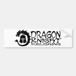 Logo de édition de Dragon-Chevalier Autocollant De Voiture