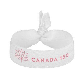 Logo de fonctionnaire du Canada 150 - contour Élastique Pour Cheveux
