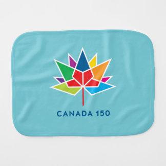 Logo de fonctionnaire du Canada 150 - multicolore Linge De Bébé