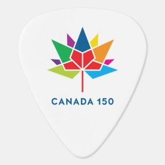 Logo de fonctionnaire du Canada 150 - multicolore Médiators