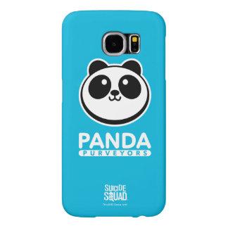 Logo de fournisseurs de panda du peloton | de