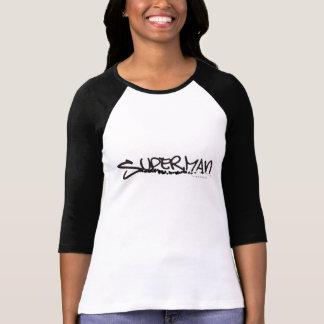 Logo de graffiti de Superman | T-shirt