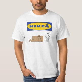 Logo de Hikeä T-shirt