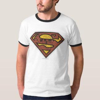 Logo de journal du S-Bouclier   de Superman T-shirt