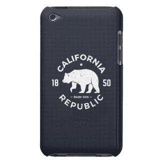 Logo | de la Californie le Golden State Coques Barely There iPod