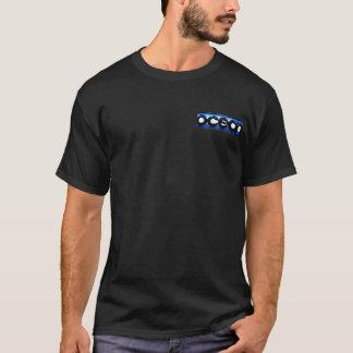 Logo de logiciel d'océan (petit) t-shirt