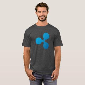 Logo de l'ondulation (XRP) - T-shirt