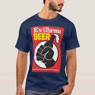 Logo de poing de bière d'Evilbrau T-shirt