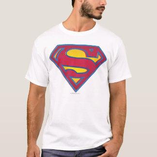Logo de point du S-Bouclier   de Superman T-shirt