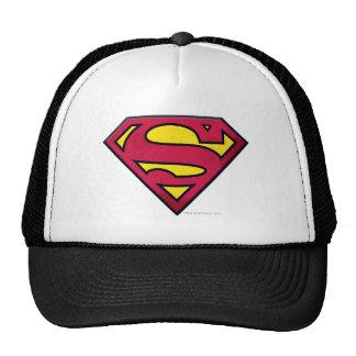 Logo de saleté du S-Bouclier   de Superman Casquette Trucker