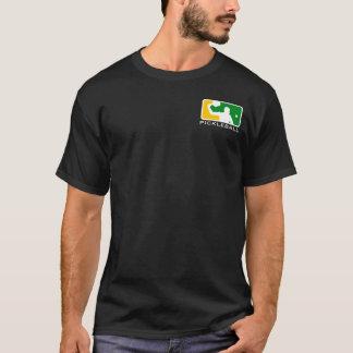 Logo de T-shirt de Pickleball de la ligue des