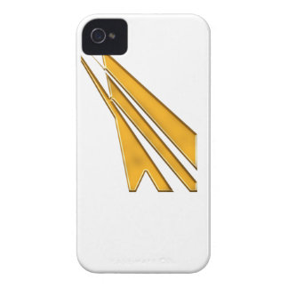 logo d'or coques iPhone 4