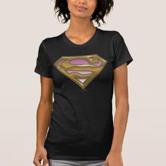Logo d'or de Supergirl T-shirt