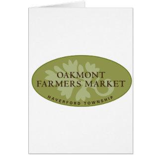 Logo du marché d'agriculteurs d'Oakmont Carte
