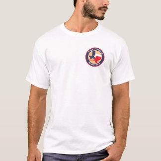 Logo du Texas de T-shirt d'ETIDPA