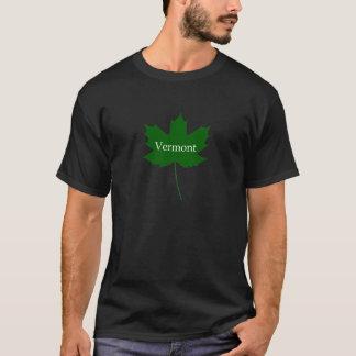 Logo du Vermont Etats-Unis (érable à sucre) T-shirt