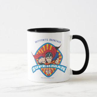 Logo et vol avec le nom mug