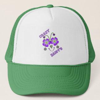 Logo fou de marguerites casquette