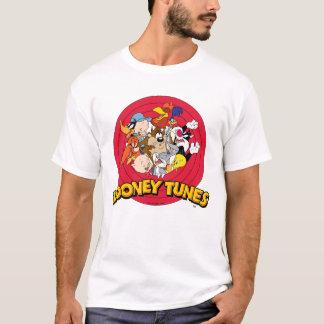 Logo LOONEY de caractère de TUNES™ T-shirt
