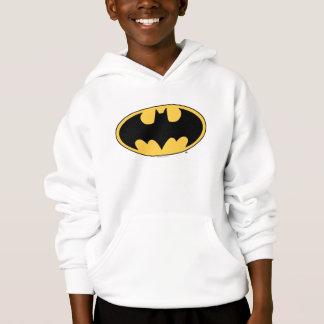 Logo ovale du symbole | de Batman