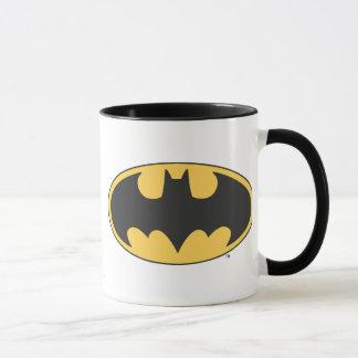 Logo ovale du symbole | de Batman Mug