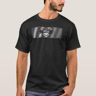 Logo plaqué par visibilité directe T'Shirt T-shirt