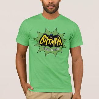 Logo van de Reeks van TV van Batman het Klassieke T Shirt