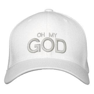 L'OH MON DIEU - casquette personnalisable chez