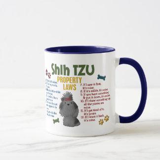 Lois 4 de propriété de Shih Tzu Mug