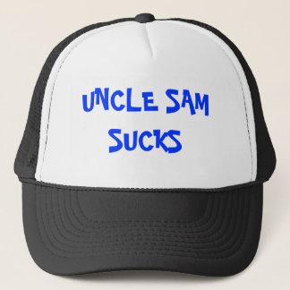 L'Oncle Sam suce le casquette