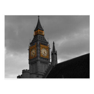 Londres Big Ben Carte Postale