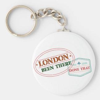 Londres là fait cela porte-clés