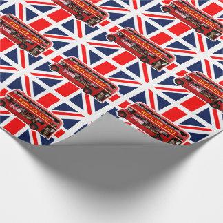Londres orientée papiers cadeaux