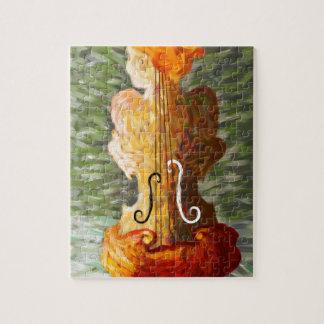 Lonessia V1 - beauté de violon Puzzle