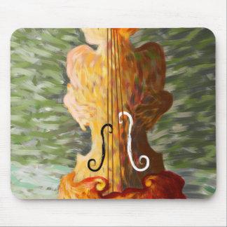 Lonessia V1 - beauté de violon Tapis De Souris