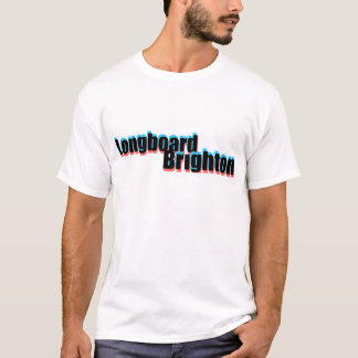 Longboard Brighton 3D T-shirt