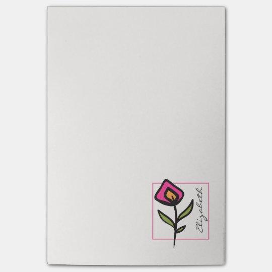 Longs fleurs sauvages de tige de rose et de vert