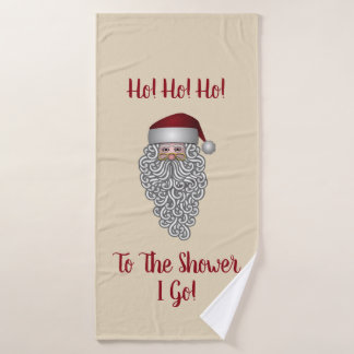 Longue barbe Père Noël