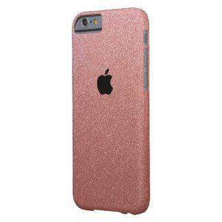 L'or rose d'Apple Iphone 6/6s a scintillé coque