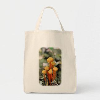 L'orange sauvage minuscule répand sac fourre-tout
