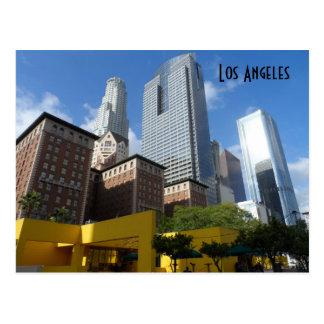 Los Angeles du centre Carte Postale