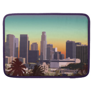 Los Angeles du centre, la Californie Housse Pour Macbook