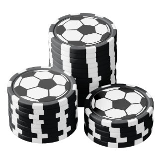 Lot De Jeton De Poker Ballon de football