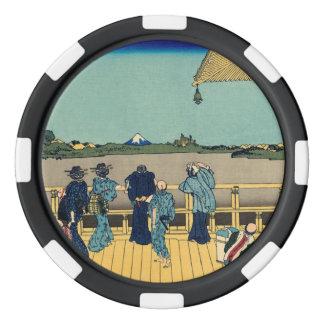 Lot De Jeton De Poker Hall de Sazai - temple de cinq cents Rakan