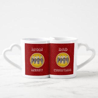 Lot De Mugs Bougies d'allumage de moteur