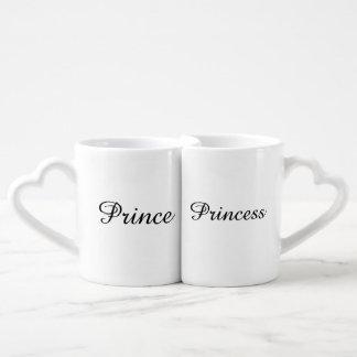 Lot De Mugs Le cadeau parfait réglé pour des nouveaux mariés