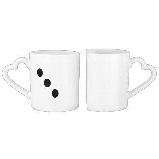 Lot De Mugs Matrices 3