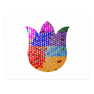 LOTUS : Symbole de paix et de pureté Carte Postale