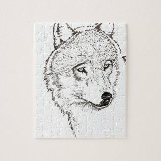 Loup Puzzle