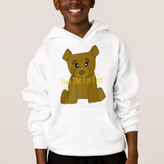 L'ours de Brown badine le modèle de sweat - shirt